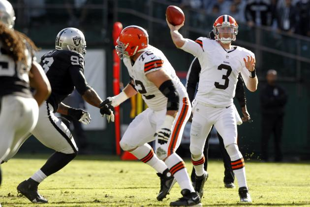 Browns 2013 Salary Situation: Breaking Down Cleveland's Current Cap Status