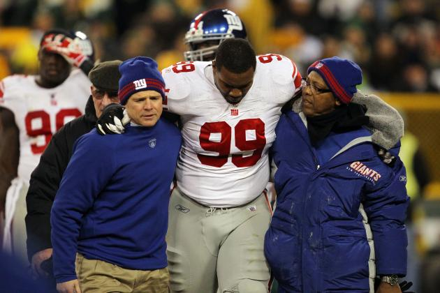New York Giants: The Biggest Busts in Free Agency History for Big Blue