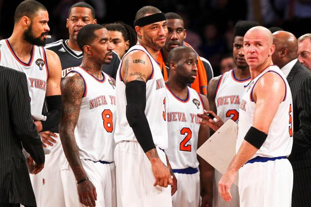 New York Knicks Entrusting Title Hopes to Gritty Veterans and Reborn Castoffs