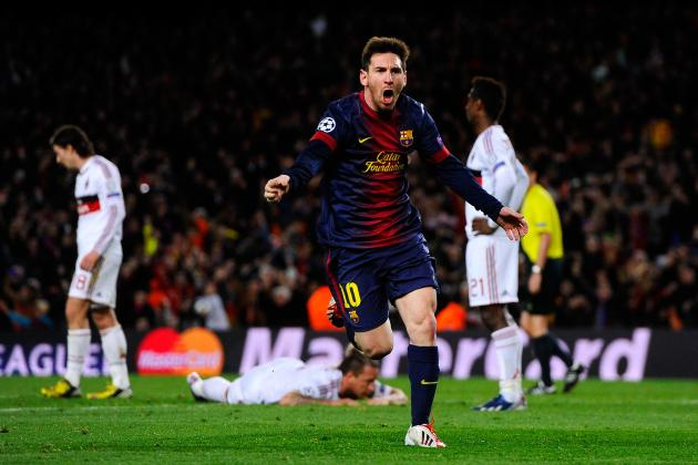 Barca 4-0 Milan: Why Epic Champs League Comeback Will Spark Another Barca Title