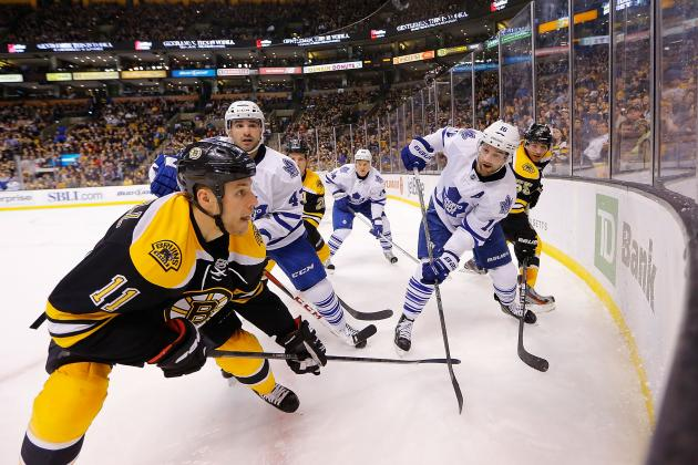 6 Most Important Games Remaining on the Maple Leafs' Schedule