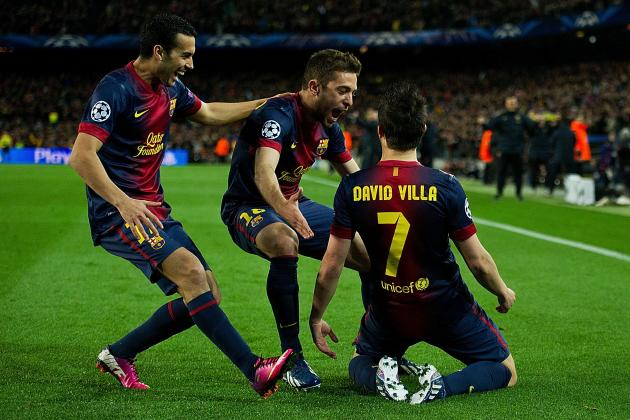 Rating the Barcelona and AC Milan Players in Their Champions League Duel