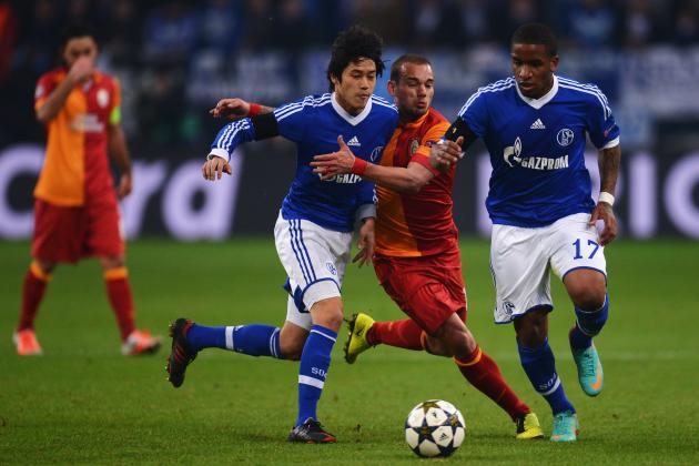 Schalke vs. Galatasaray: 5 Things We Learned
