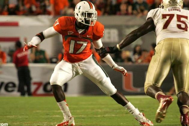 Miami Hurricanes Football: Breaking Down Position to Watch in Spring Practice