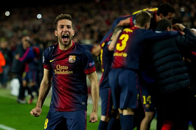 Rapid Reactions to Barcelona vs. AC Milan