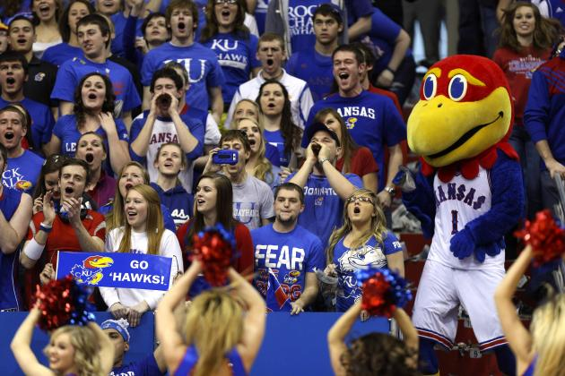 Top 10  Basketball Moments in Kansas Jayhawk History