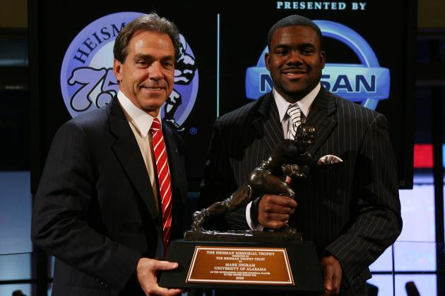 Tracing the Evolution of Alabama RBs Under Nick Saban