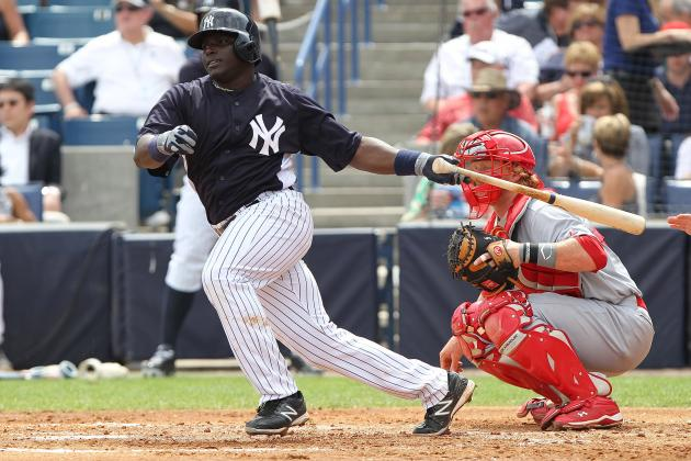 Power Ranking Yankees Prospects This Spring