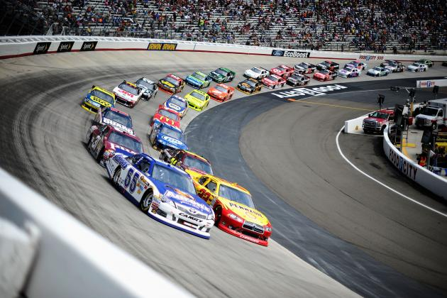 NASCAR Sprint Cup Series at Bristol: Predicting the Top 10 Finishers