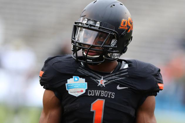 Oklahoma State Football: Complete Pro Day Results and Analysis