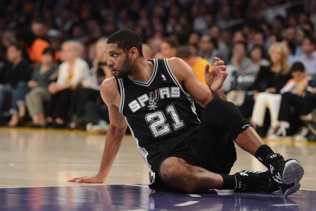 Ranking Potential First-Round Opponents for the San Antonio Spurs