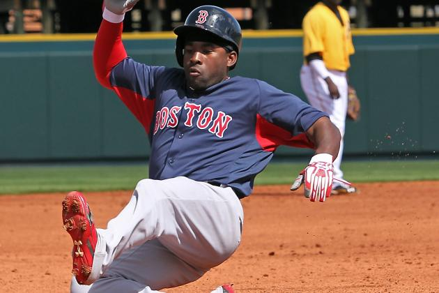 Power Ranking Red Sox Top 10 Prospects Based on Spring Training Performance