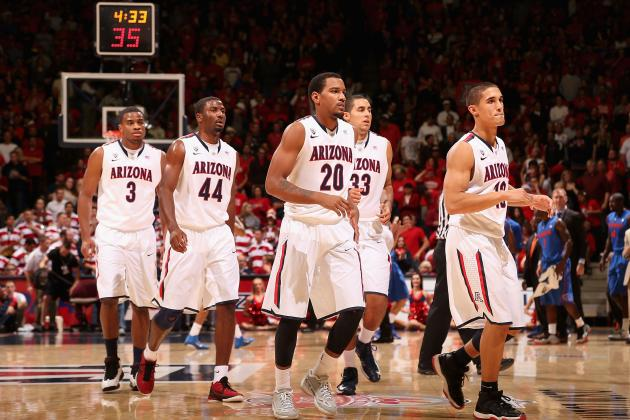 Arizona Basketball: Final Regular Season Grades for Wildcats