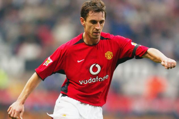 Ranking Manchester United's Top 10 Full-Backs of All Time