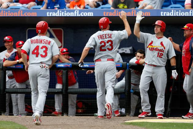 5 Surprising Names Who'll Make a Big Impact for the St. Louis Cardinals in 2013