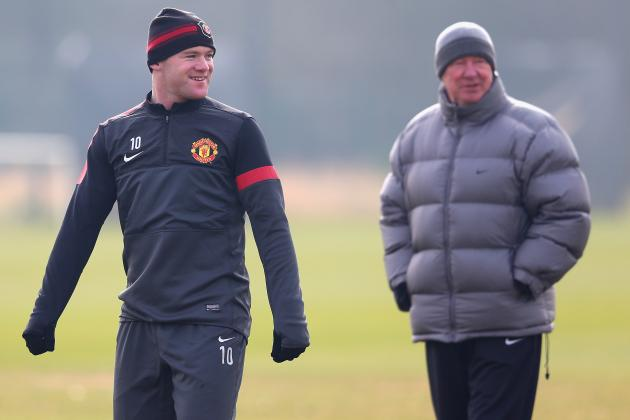 Manchester United: 5 Clubs Linked with Striker Wayne Rooney