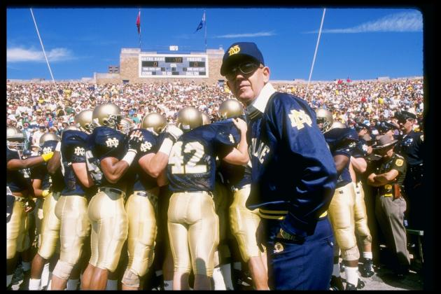Top Sports Moments in Notre Dame History