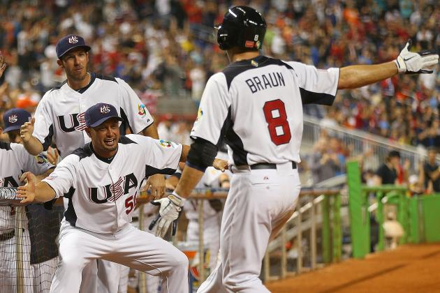 WBC 2013: Lineup, Game Predictions for U.S.A. vs. Dominican Republic Clash