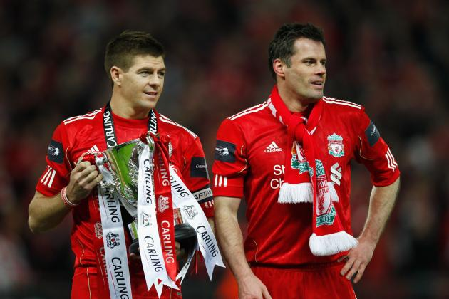 Liverpool FC: Liverpool Players That Can Replace the Best of Gerrard and Carra