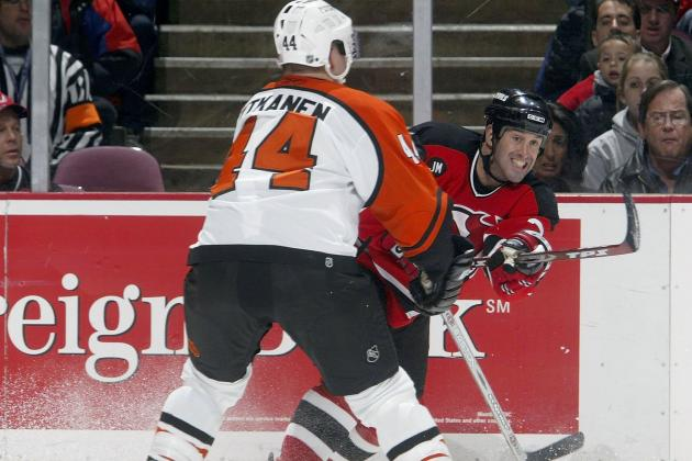 Breaking Down the Nasty Rivalry Between the Flyers and Devils