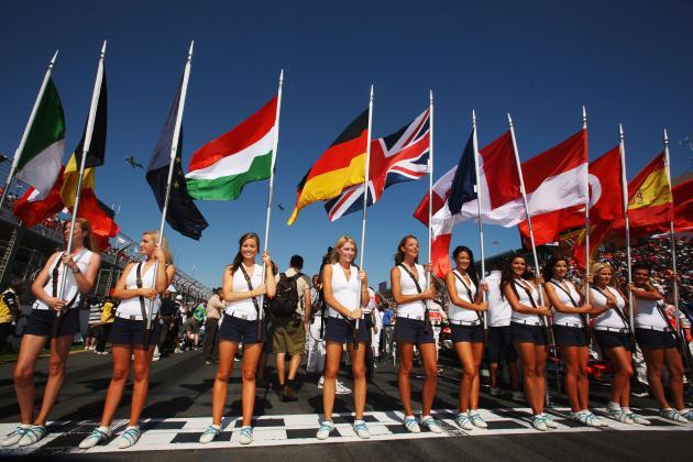 Formula 1: 2013 Australian Grand Prix Preview