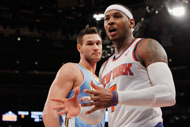 NBA Picks: New York Knicks vs. Denver Nuggets