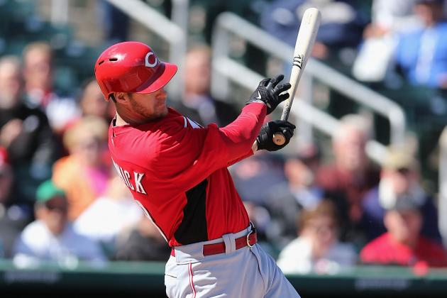 Ranking the Most Disappointing Cincinnati Reds in Spring Training so Far