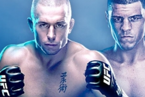 Georges St-Pierre vs. Nick Diaz: A Career Time Line to UFC 158