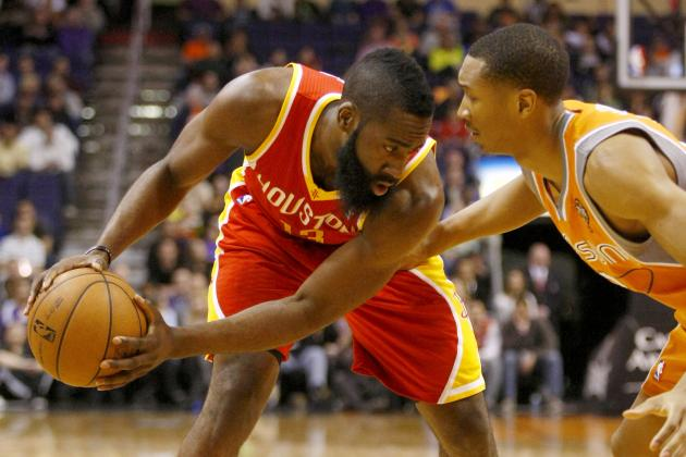 Phoenix Suns vs. Houston Rockets: Postgame Grades and Analysis for Houston