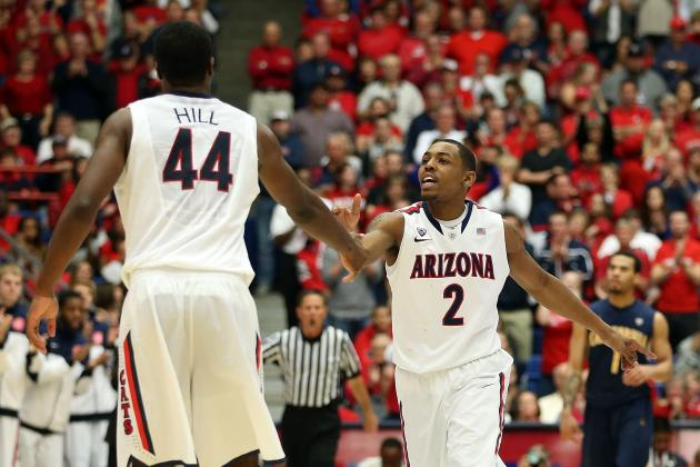 Arizona Basketball: Ranking Wildcats' Most Likely March Madness Heroes