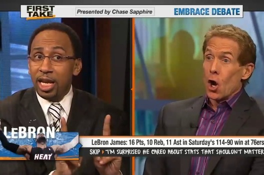 The 20 Dumbest Things Skip Bayless and Stephen A. Smith Have Said