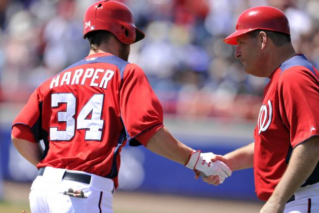 Washington Nationals: Winners and Losers Halfway Through Spring Training