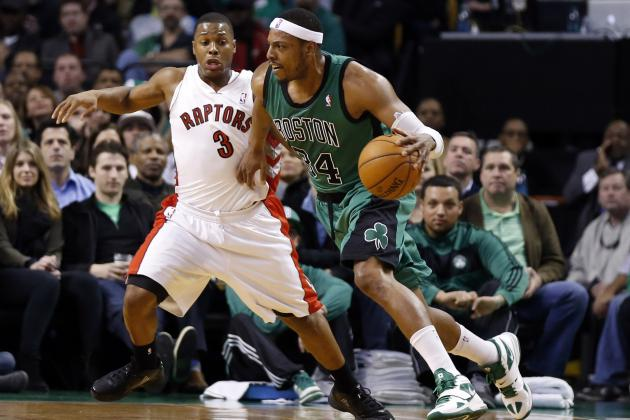Toronto Raptors vs. Boston Celtics: Postgame Grades and Analysis for Boston