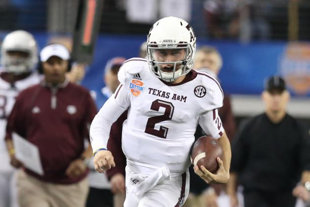 Johnny Manziel Must Improve These 4 Things to Be a Successful NFL Pro