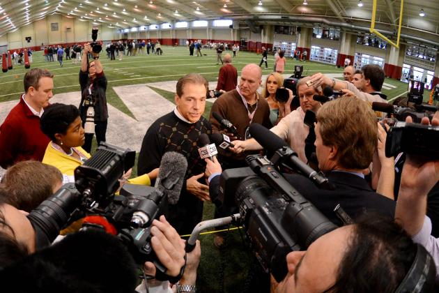 What We Learned from Alabama Football Pro Day
