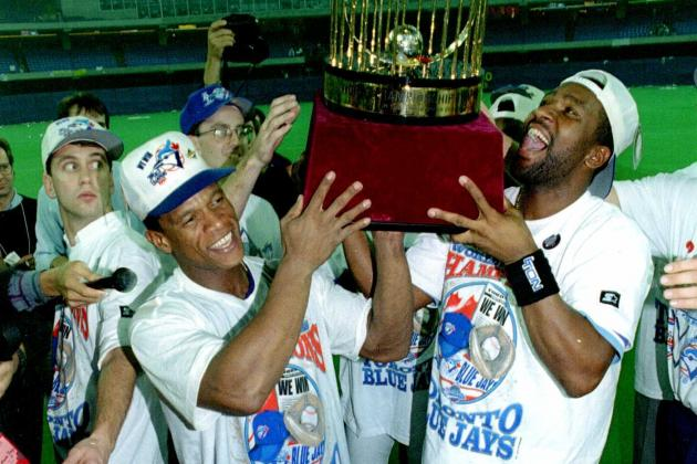 Ranking the 10 Greatest Toronto Blue Jays Moments Since the 1993 World Series