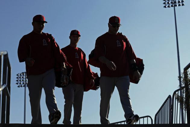 Los Angeles Angels: Winners and Losers Halfway Through Spring Training