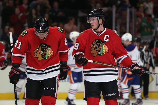 5 Questions Facing the Chicago Blackhawks in the 2nd Half of the NHL Season