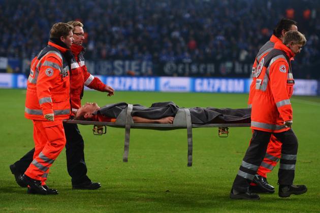 World Football Injury Tracker: Week of March 11 Report