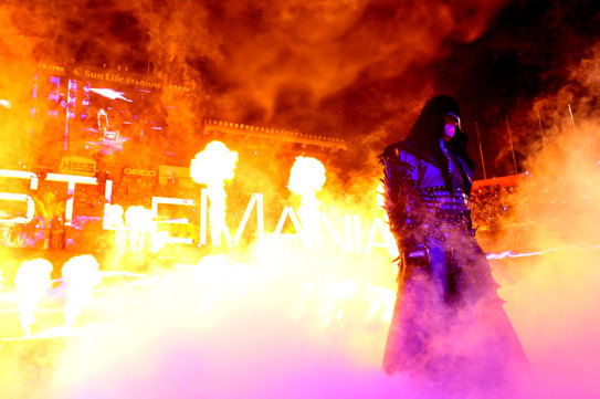 WWE WrestleMania 29: Ranking All 20 of the Undertaker's Matches in the Streak