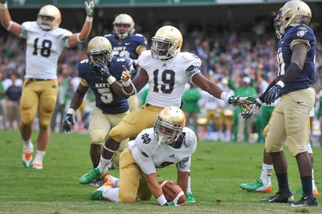 Notre Dame Football Pre-Spring Opponent Preview: Navy