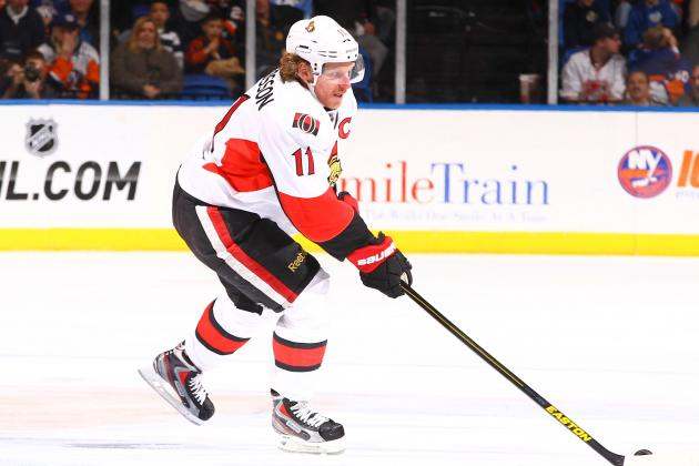 8 Rental Players Who Will Be Talked About at the NHL Trade Deadline