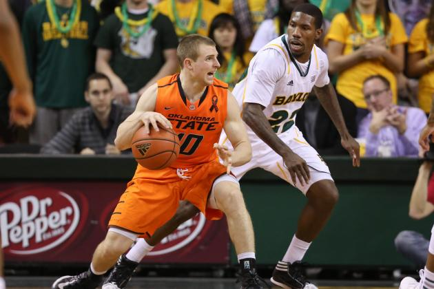 College Basketball Picks: Baylor Bears vs. Oklahoma State Cowboys