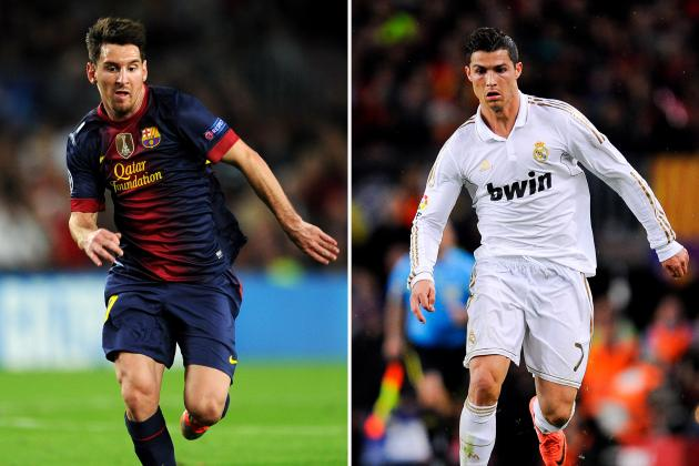 Picking a UEFA Champions League Quarterfinals Best XI