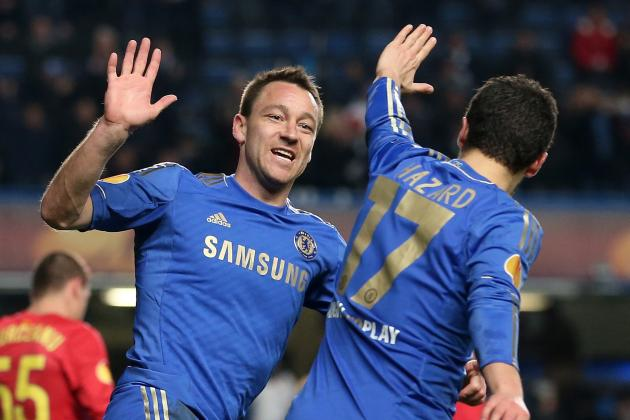 Chelsea vs. Steaua Bucharest: Rating the Players