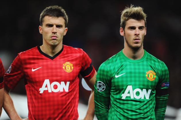 Manchester United: 5 Players They Can't Afford to Lose