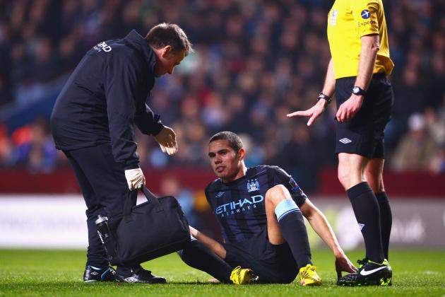Manchester City: 5 Reasons Jack Rodwell's Best Days Are Behind Him at City