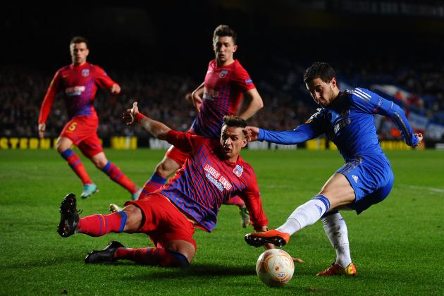 Chelsea vs. Steaua Bucharest: 6 Things We Learned