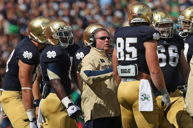 Notre Dame Football: Spring Practice Position Battles Tracker