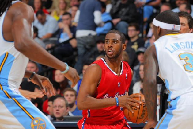 Ranking the Potential First-Round Opponents of the L.A. Clippers